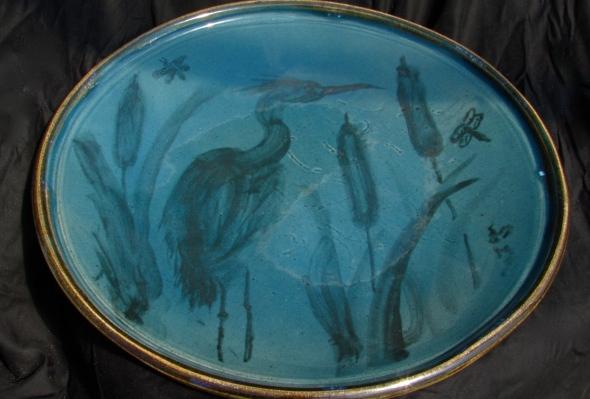 Carolina Marsh Platter